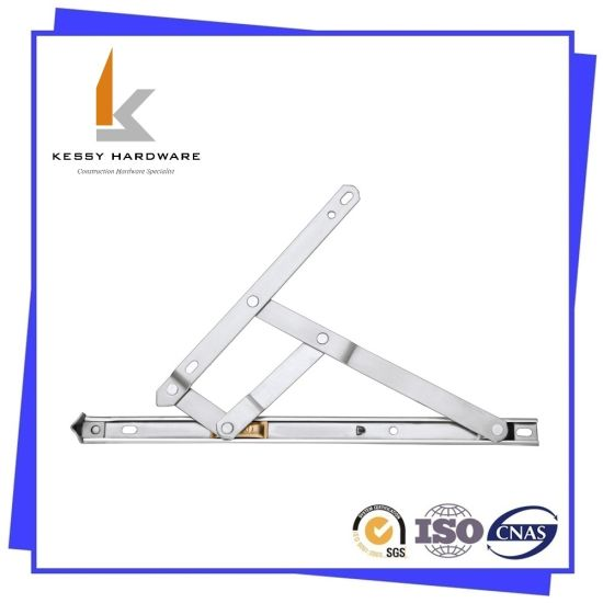 Good Quality SS304 Stainless Steel Friction Stay /Square Casement Hinge
