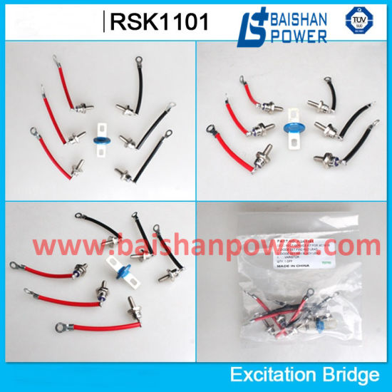 Spare Parts for HC7//LV6 RSK6001 Diode Rectifier Kit for Stamford Generator