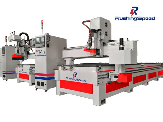 CNC Cutting Router Machine Rsp-2500/D2a