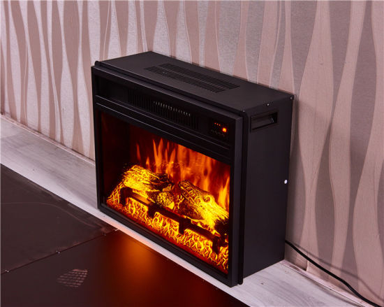China Hot Sale Home Decorative Universal Electric Fireplace With