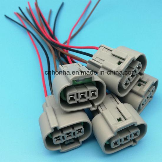 Car Headlight Plug Xenon Headlight Ballast Connector High Voltage 3 on