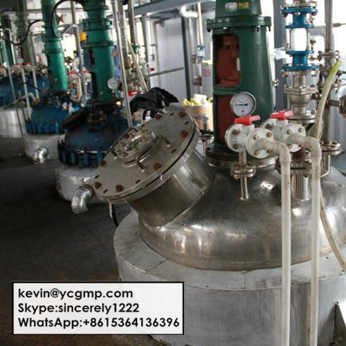 China Best Anti-Epileptic Pregabalin Powder High Purity