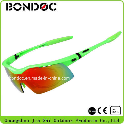 Outdoor Sport Sunglasses Safety Glasses with Ce ANSI