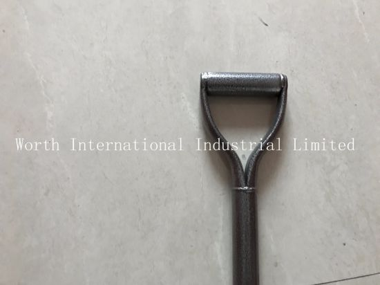 Welding Steel Handle Shovel pictures & photos