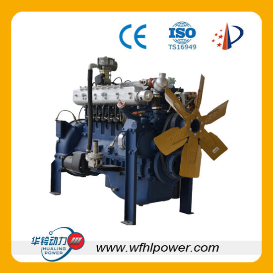 Natural Gas Engine (30kw to 260kw) pictures & photos