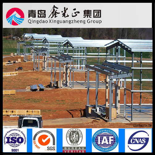20 Years Fabricated Steel Structure Workshop (SSW-16)