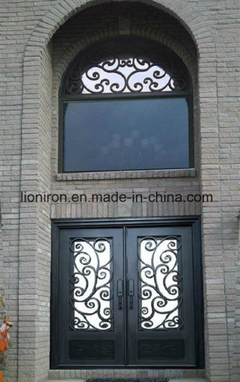 China Wholesale Modern Front Iron Door Designs for House - China ...