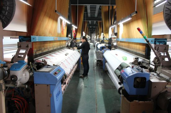 Electronic Jacquard Air Jet Looms pictures & photos