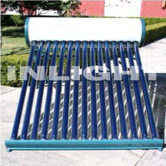 Non-Pressurized Solar Energy Water Heater (INL-V22)