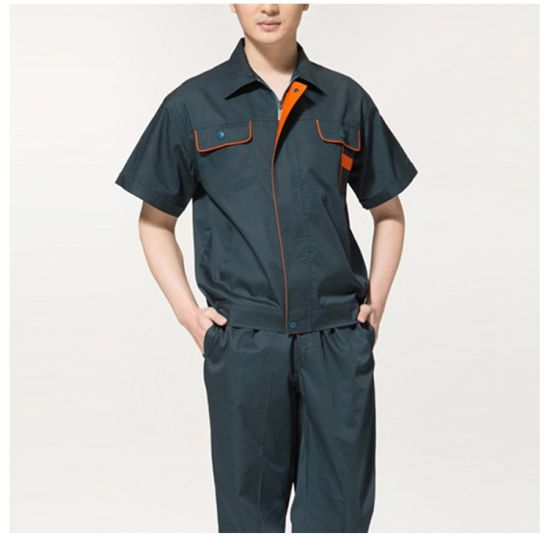 9494f0bdb2c China Custom Antistatic Safety Workwear Uniform - China Work Uniform ...