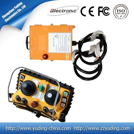 DC12V F24-60 Industrial Radio Wireless Dual Joystick Remote Controller
