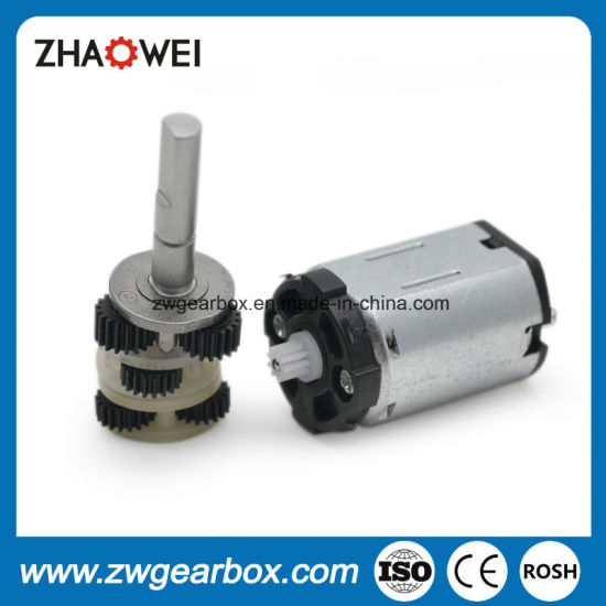 4.2V 8mm Low Noise Micro Gear Reducer Motor pictures & photos