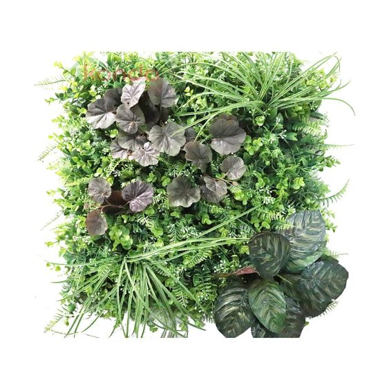 Factory Direct Sales Plant Wall Scene Layout Decoration Supplies Artificial Plant Wall