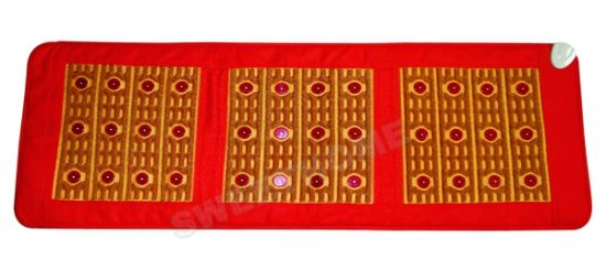 150X22cm Photon and Germanium Electric Infrared Heat Therapy Mattress pictures & photos