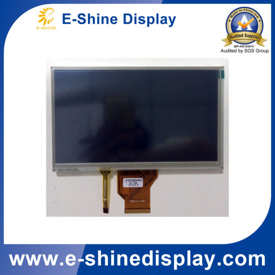 7 inch TFT LCD Display LCD display/module raspberry pi raspberrypi  display/module touchscreen LCD for Industrial Equipment for sale