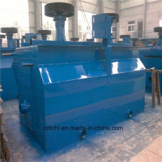 Gold and Copper Ore Separation Use Xjk Series Flotation Machine pictures & photos