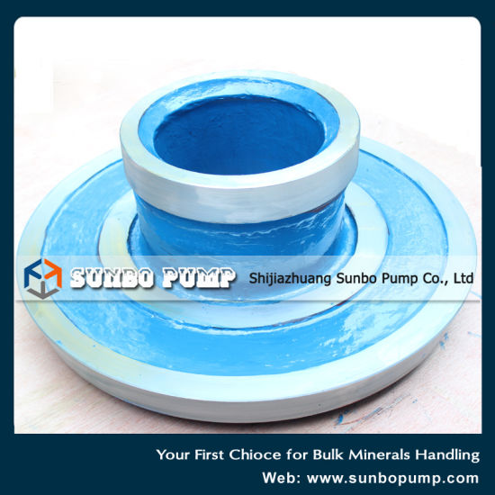 Wear Resistant Sand Mud Slurry Pump Parts pictures & photos