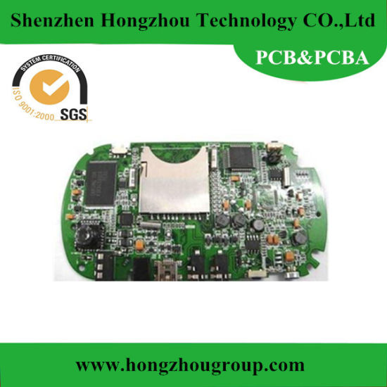 ISO SGS Approved Rigid Multilayer PCB Board