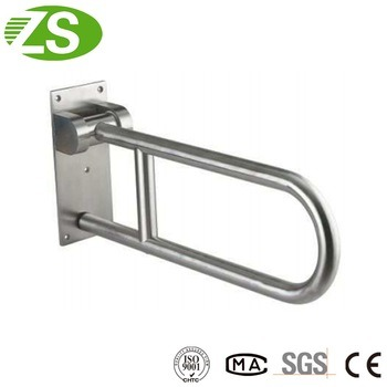 China I Shape Disabled Handicap Toilet 304 Stainless Steel Grab Bars ...