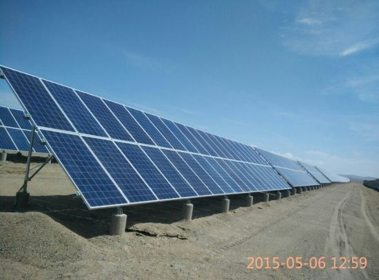 OEM Adjustable Solar Mounting Bracket for PV Energy System pictures & photos