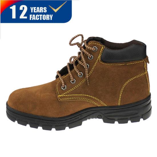 Outdoor Steel Toe Cap Work Boots Shoes