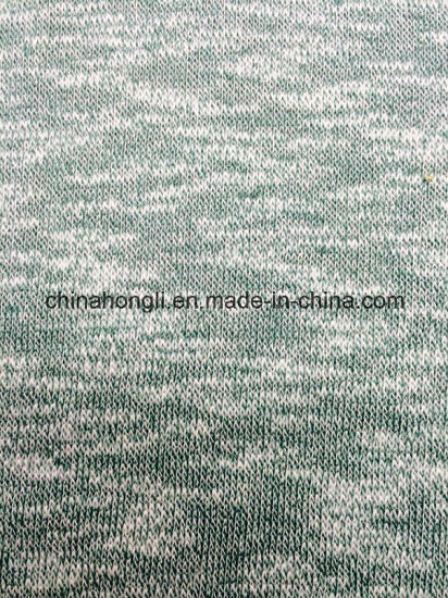 Hacci T/C 60/40, 150GSM, Slub Yarn Single Knitting Fabric for Outerwear pictures & photos