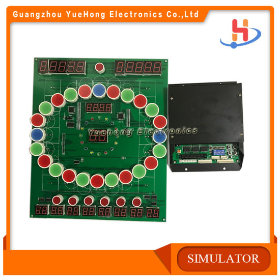 PCB Board Autoshow Table Game Machine Coin Operated Slot Gambling Machine Kits