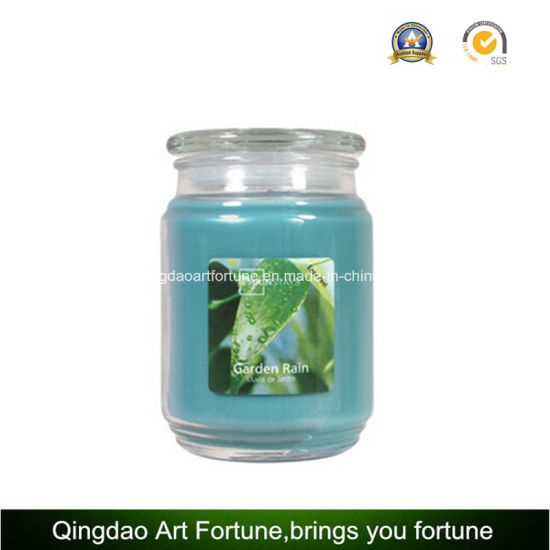 Glass Jar Candle Holder for Home Decoration pictures & photos