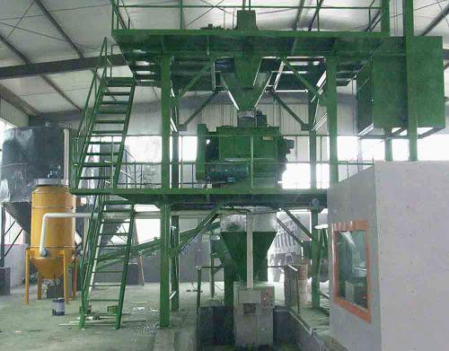 2016 Hot Sale Automatic Dry Powder Production Line