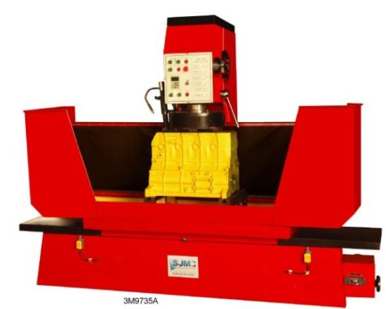 Cylinder Block Grinding Milling Machine