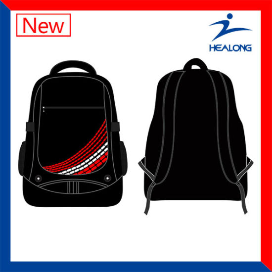 Sublimation Custom Children School Sports Bags Backpacks Design pictures & photos