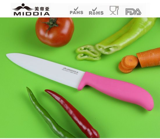"6"" Ceramic Kitchen Chef Knives for Kitchenware pictures & photos"