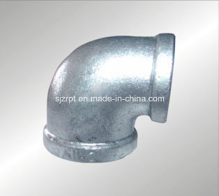 Reducing Banded Galvanized Elbow Malleable Iron Pipe Fittings