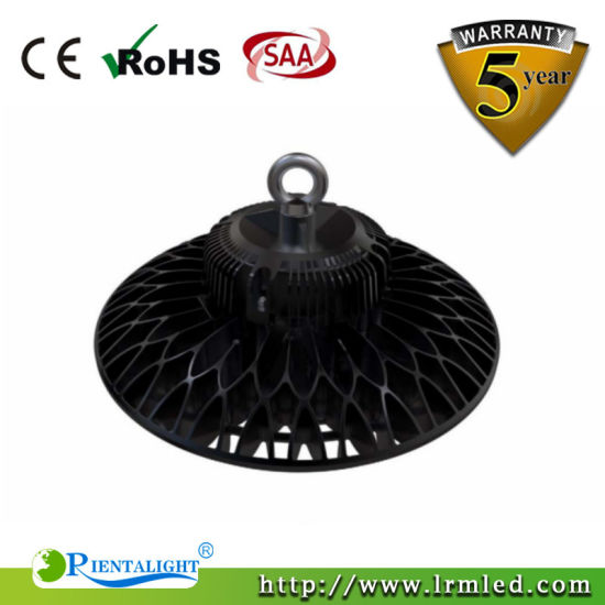 Industrial Lighting Warehouse Workshop Light 150W UFO LED High Bay pictures & photos