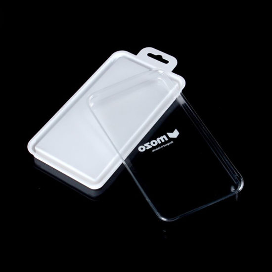 Custom Clear Plastic Cell Phone Case Packaging for Supermarket Retail pictures & photos