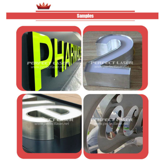 0.3-1.2mm Aluminum Acrylic PVC Letter Bending Machine with Ce pictures & photos