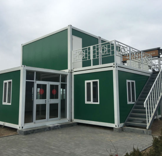 Beautiful Container House with Good Price pictures & photos