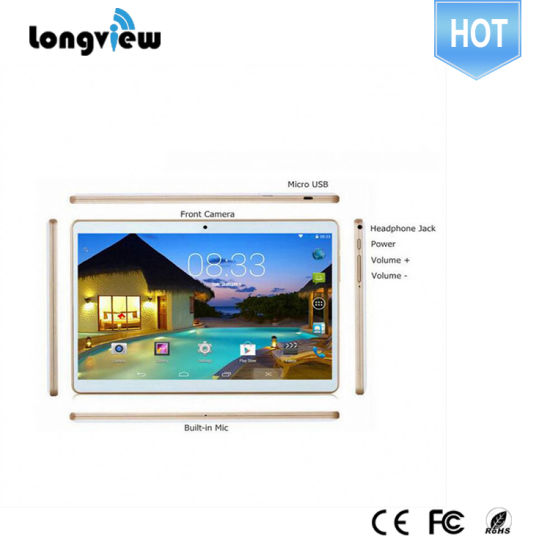 Hot Sell Tablets 10 Inch IPS Panel Tablets Android Quad-Core 10 Inch Tablet