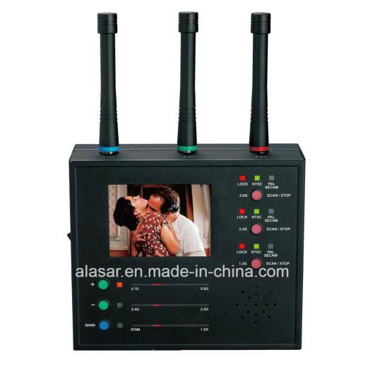 RF Signal Detector Anti-Stealer High Sensitivity Radio Wave Detector, New  Cable Camera Detection
