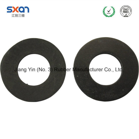 China FKM 70 Rubber O-Ring Flat Washers/Gaskets with High ...