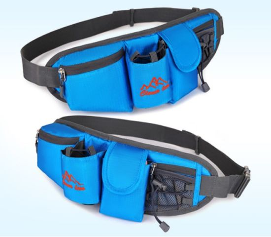 Custom Cheap Wholesale Nylon Durable Sports Waist Bag Running pictures & photos