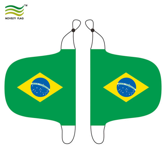 Brazil Football World Cup Car Mirror Cover (NF13F14024) pictures & photos