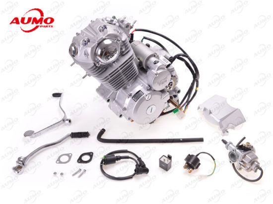 139qmb 50cc Motorcycle Engine Assy Motorcycle Parts pictures & photos