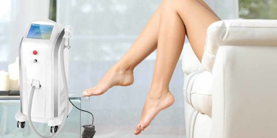 2017 808nm Diode Laser Beauty Machine for Hair Removal pictures & photos