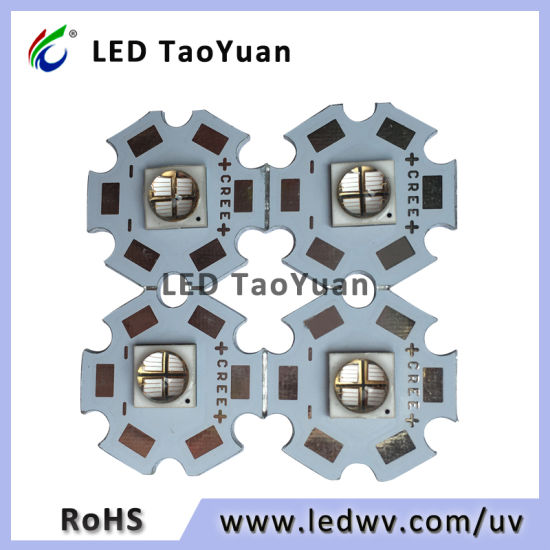High Power UV 395nm 10W 4chips LED Diode