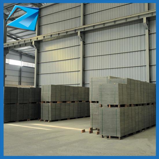 PVC Plastic Pallets for Concrete Block Making machinery