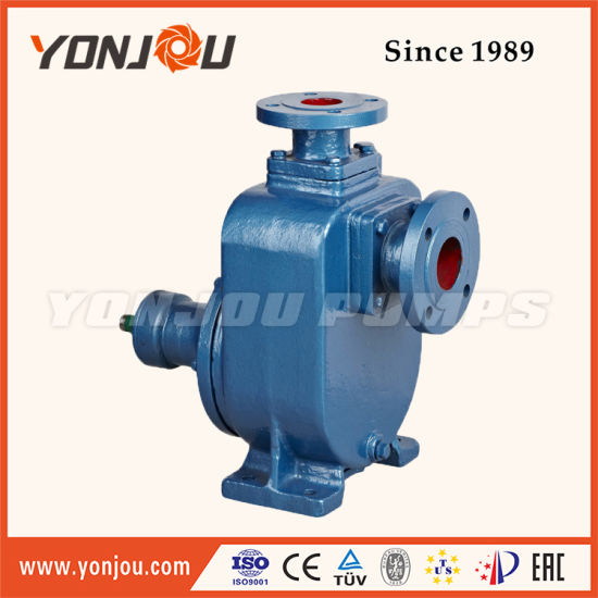 Centrifugal Self-Priming Water Pump (ZX)