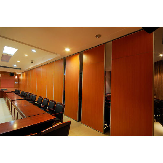 Soundproof Movable Partition Wall pictures & photos