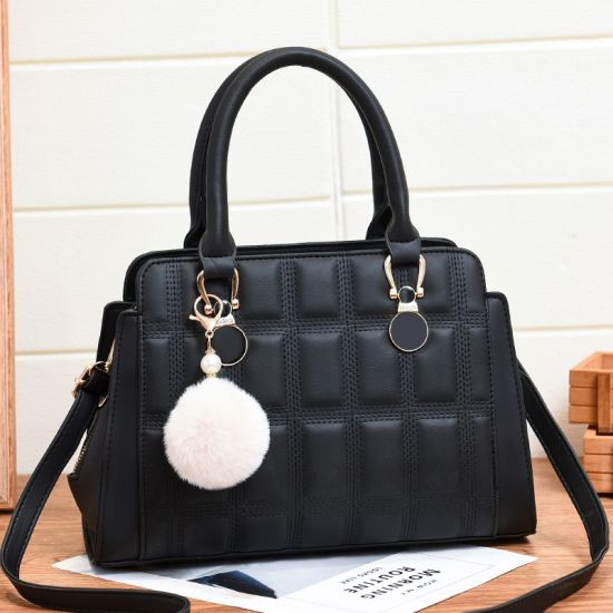 Btl10710latest Arrival PU Leather School Shoulder Handbags with High Quality pictures & photos