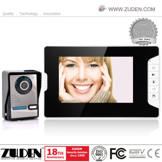 Video Door Phone Intercom for Single Villa Intercom pictures & photos